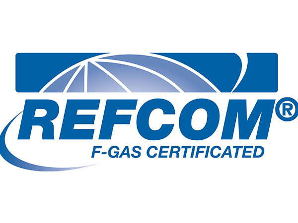 F Gas Certificated